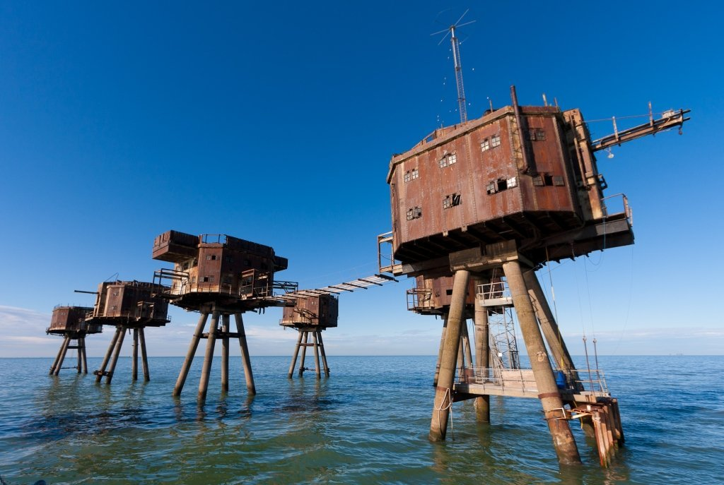 10 Creepy Abandoned Places Around The World