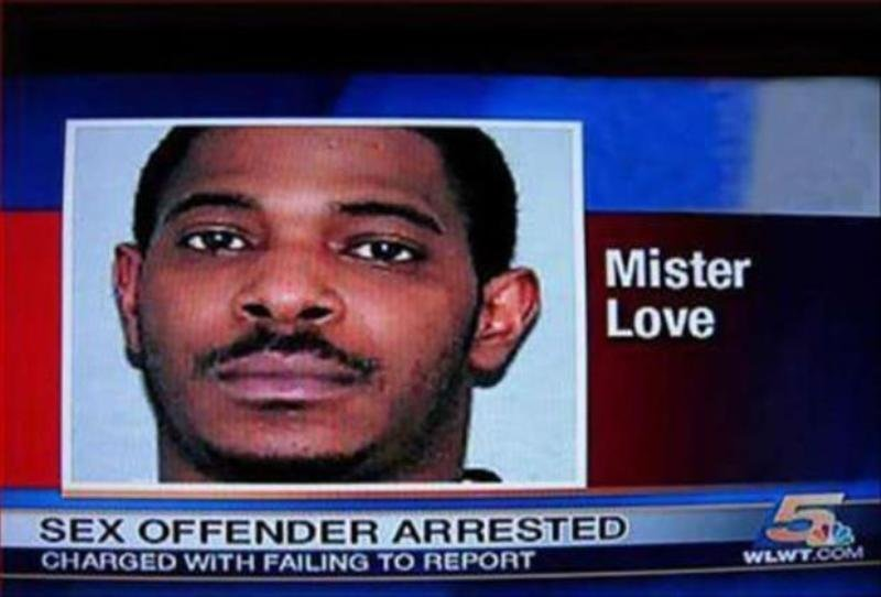 10 Hilariously Ironic Names Of Criminals