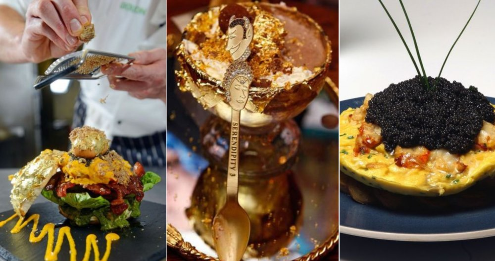 10 Of The Most Expensive Foods In The World