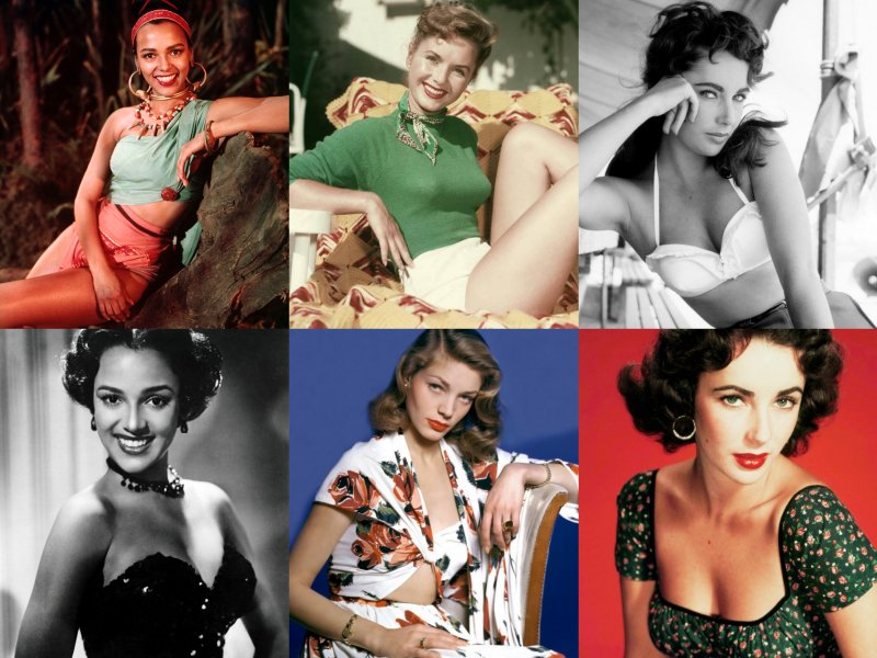 10 Beautiful Women From The Golden Era Of Hollywood