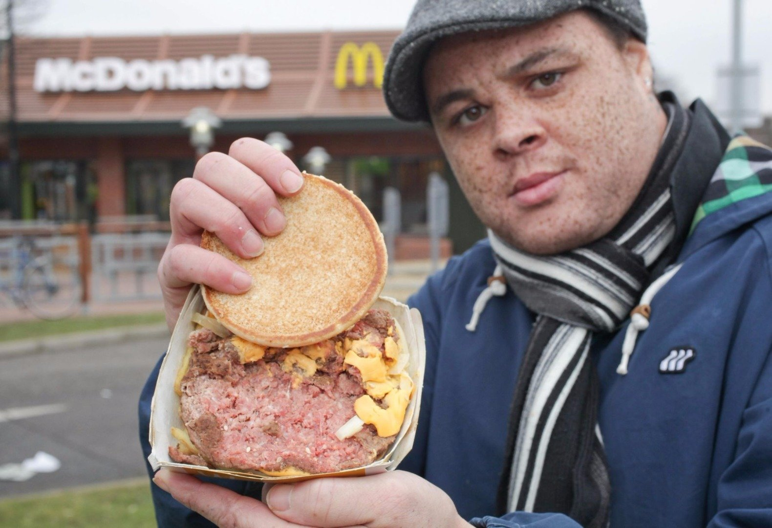 10 Disgusting Things Found In McDonald's Food