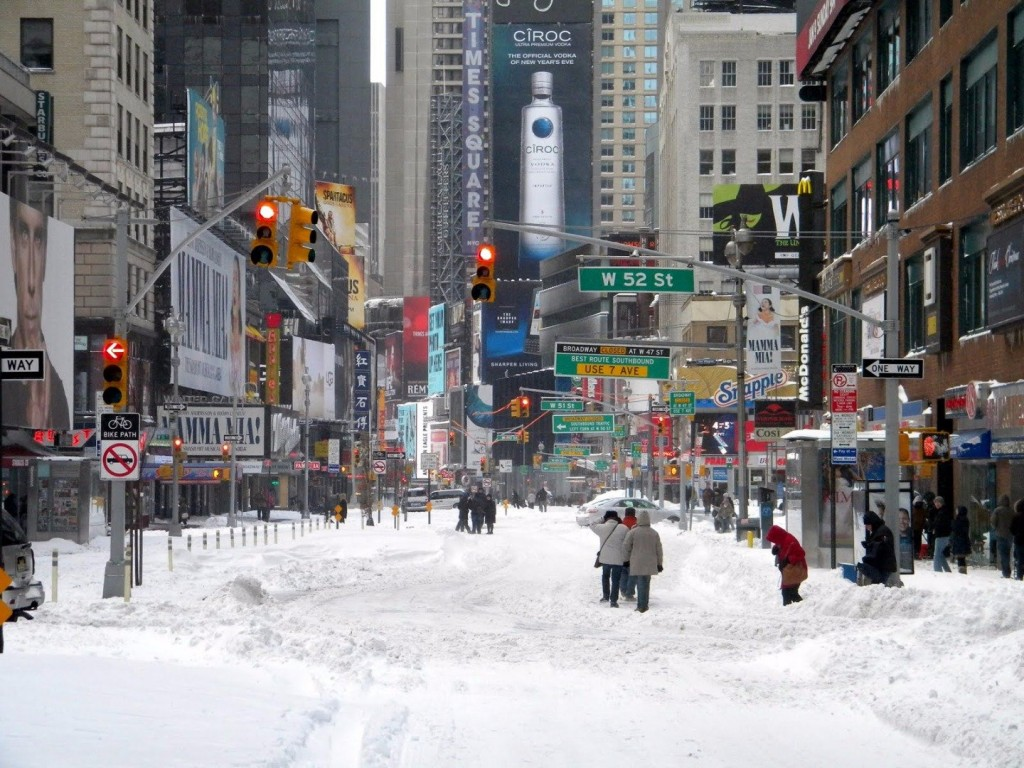 10 Of The Coldest Cities In America