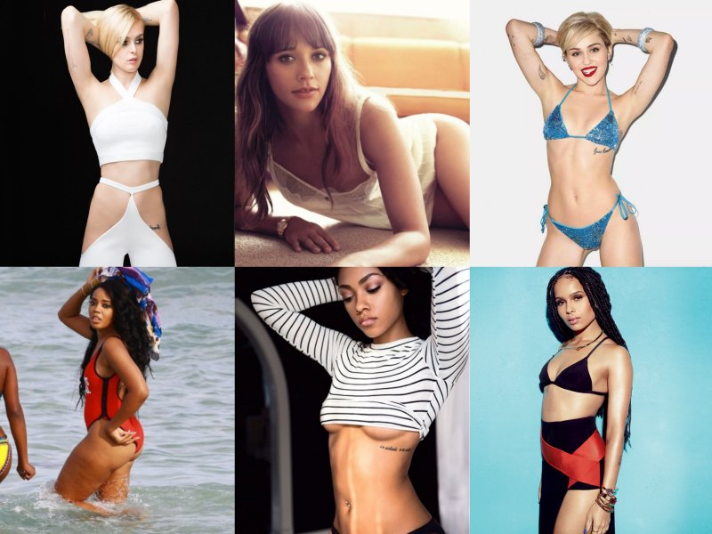 10 Of The Hottest Daughters In Hollywood