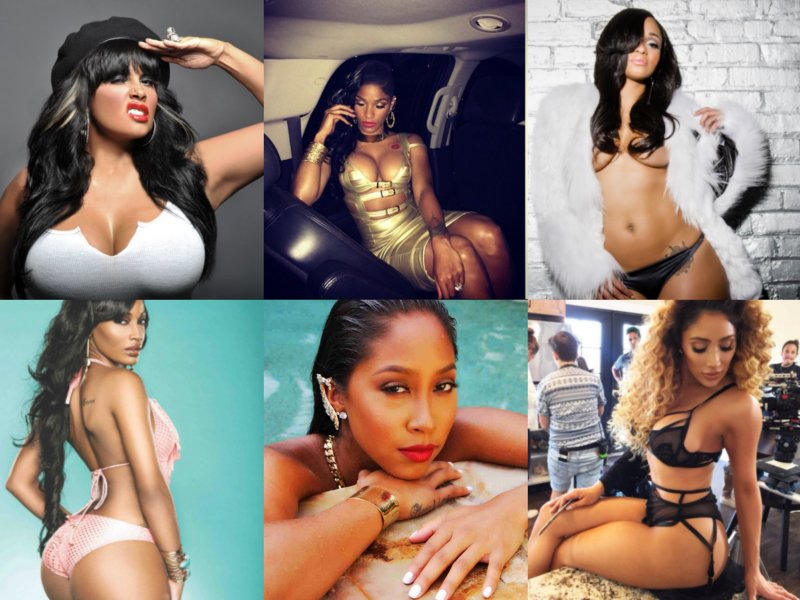 10 Of The Hottest Love And Hip Hop Stars