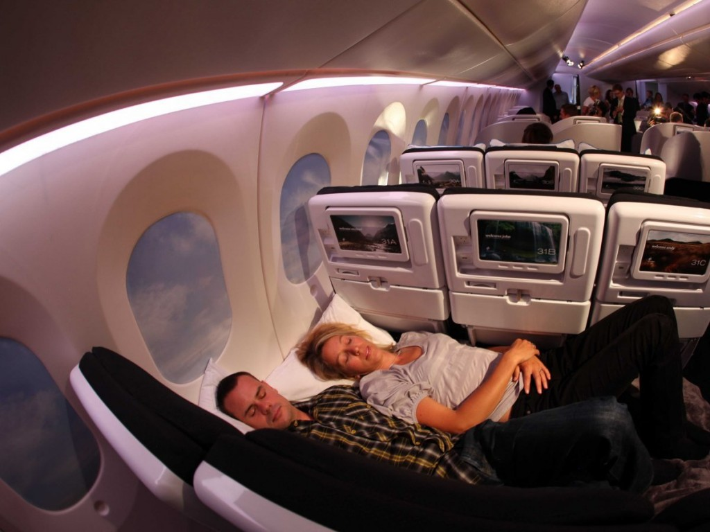 10 Of The Most Luxurious Airlines In The World