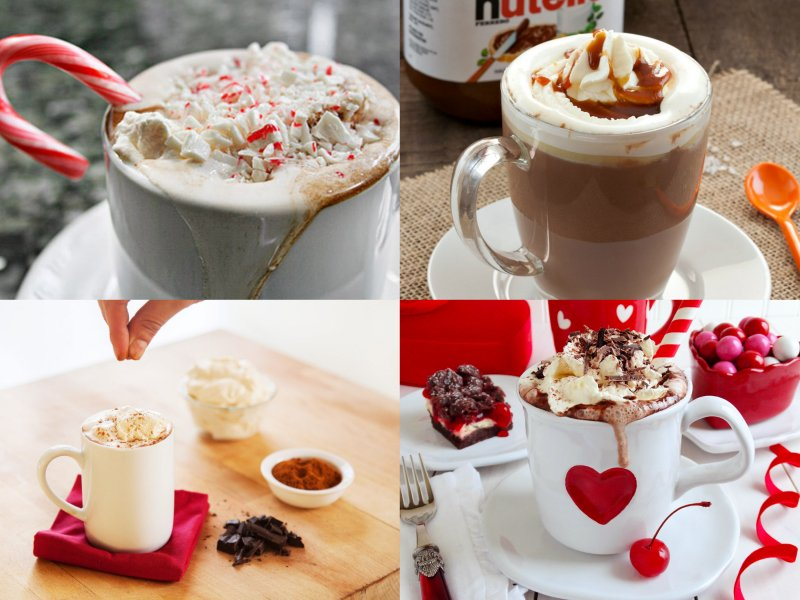 10 Tasty Ways To Take Hot Chocolate To The Next Level