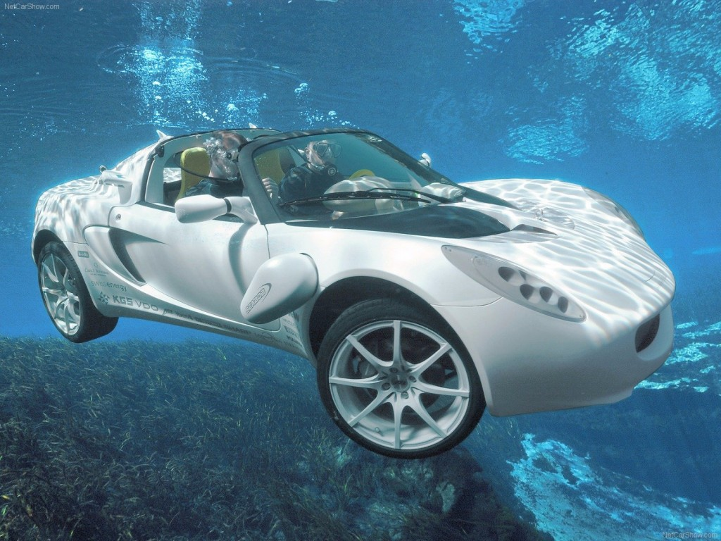 10 Totally Extraordinary Personal Vehicles You Can Own