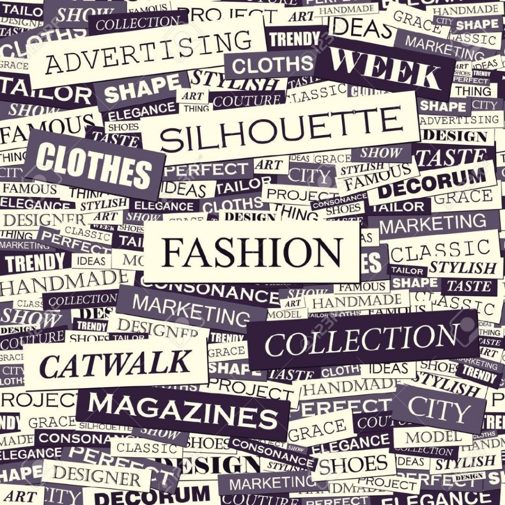 Fashion week 10 words stylish for lady
