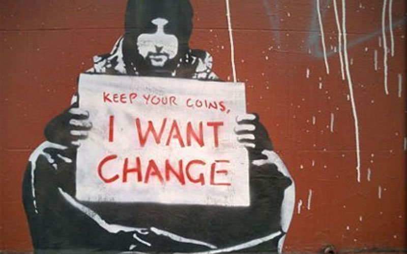 15 Heartbreaking Graffiti On World Issues And Social Justice