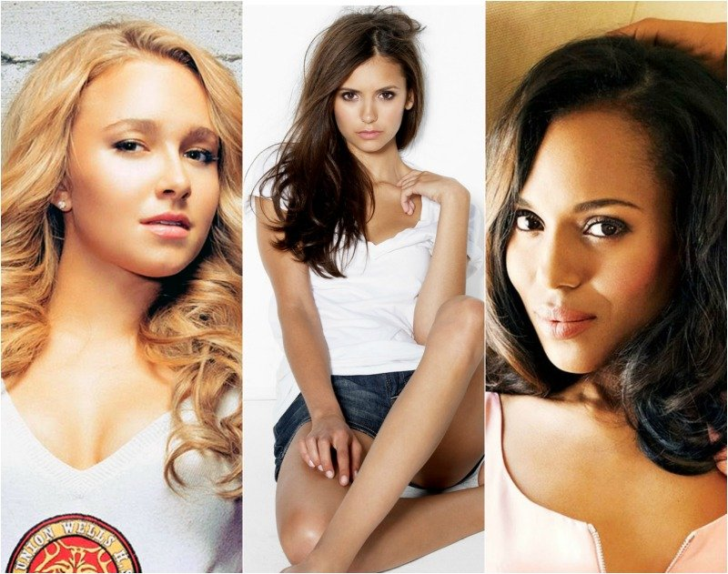 20 Of The Hottest Females On Primetime TV 2015