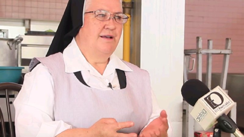 A Nun Is Trying To Win MasterChef To Pay Off Church Debt