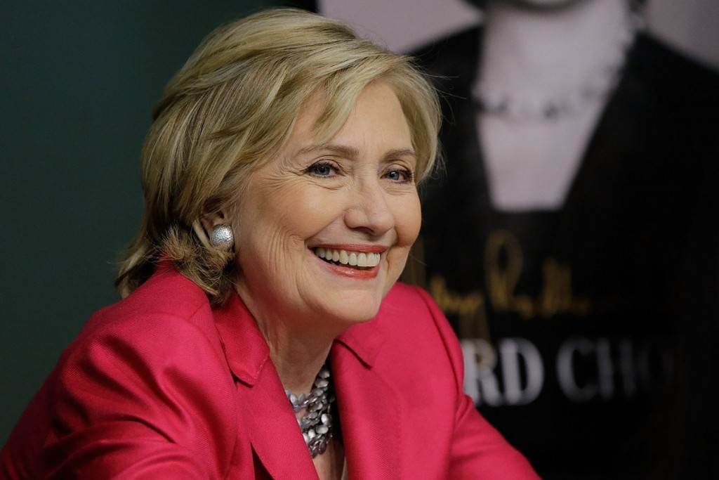 A Small Step For Hillary Clinton, A Giant Leap for Womankind