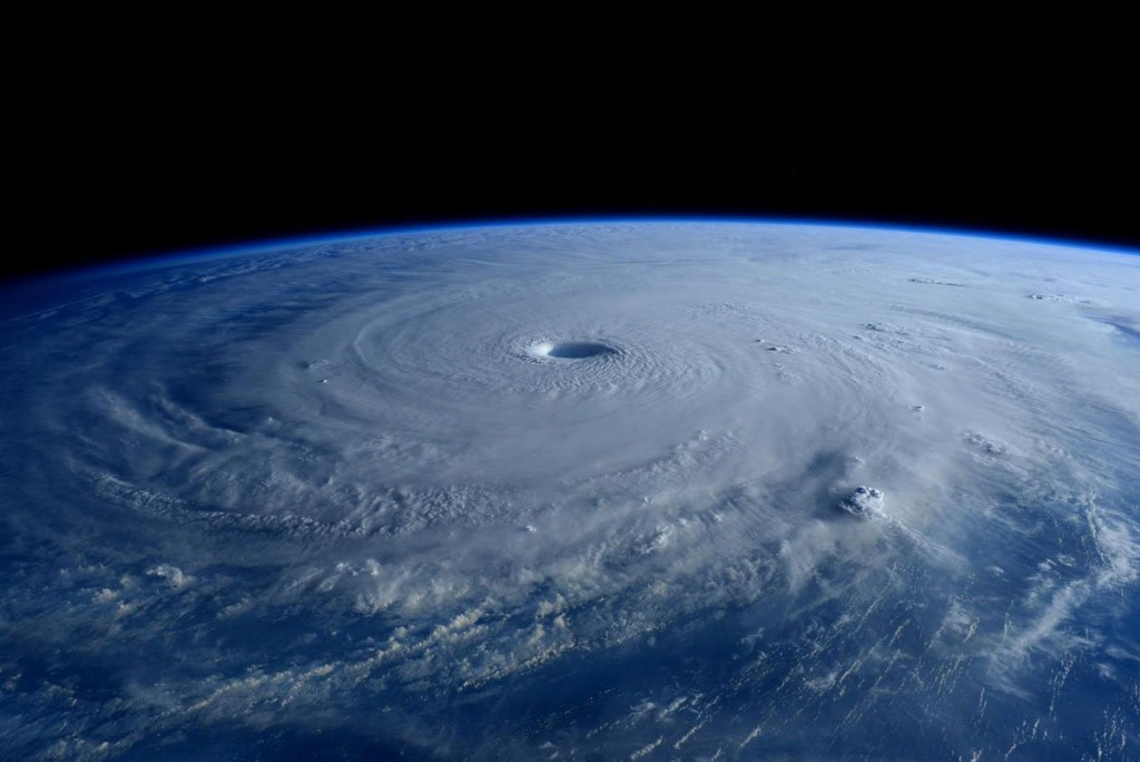 Astronaut Captures Photo Of Typhoon Maysak, Expected To Hit The Philippines