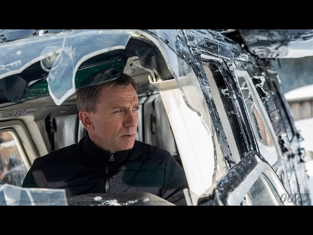 Check Out The Action Packed Trailer For Spectre