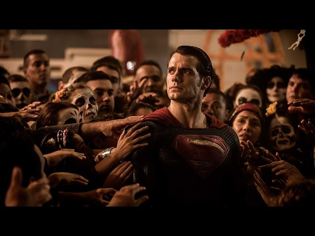 Check Out The New Batman V Superman Trailer