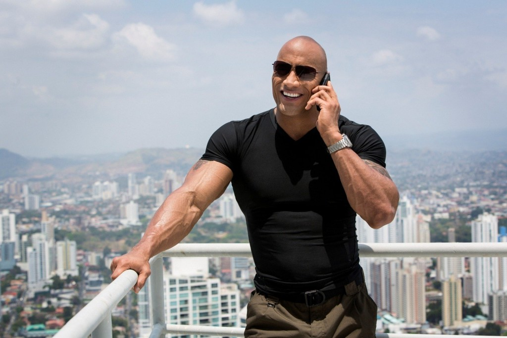 "Dwayne ""The Rock"" Johnson Set To Voice A Character In Disney's New Film"