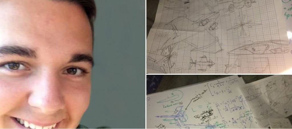 Engineering Student Designs A Complete Aircraft While Drunk
