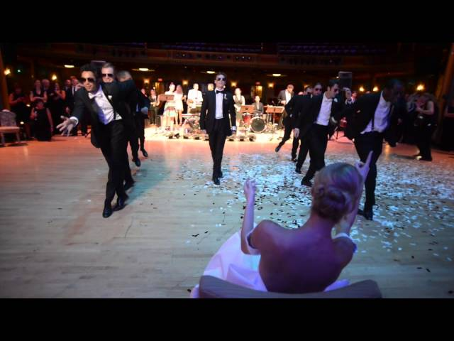 Epic Wedding Dance Video Goes Viral As Two Dancers Get Married