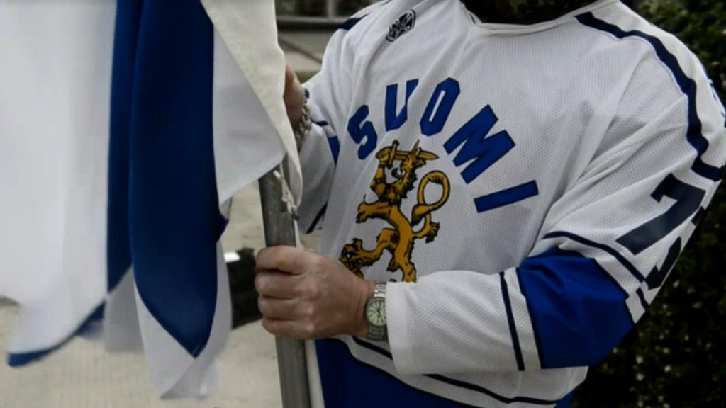 Finland's Hockey Team Asks Residents To Stop Wearing Their Jerseys At Protests