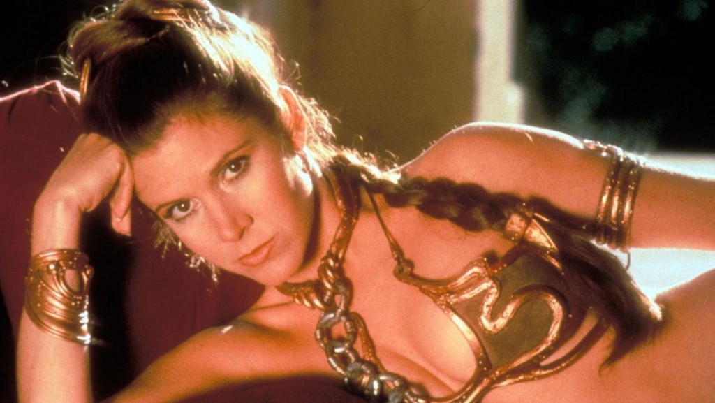 Gold Bikini Worn By Princess Leia In Star Wars Sells For $96,000
