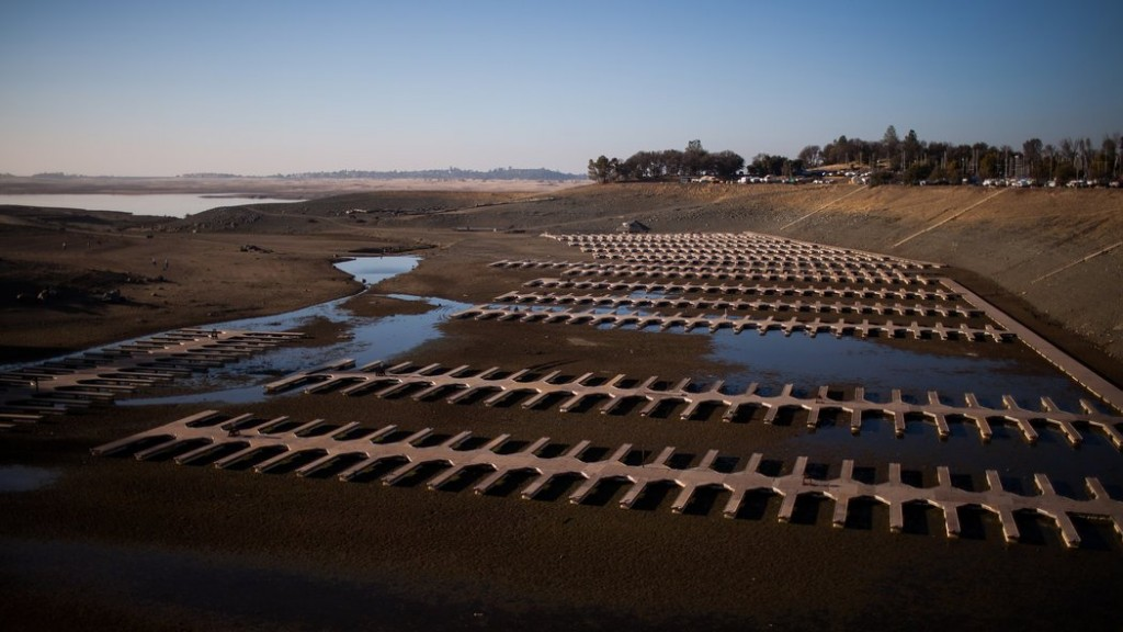 Many People Believe California's Drought Is A Government Conspiracy