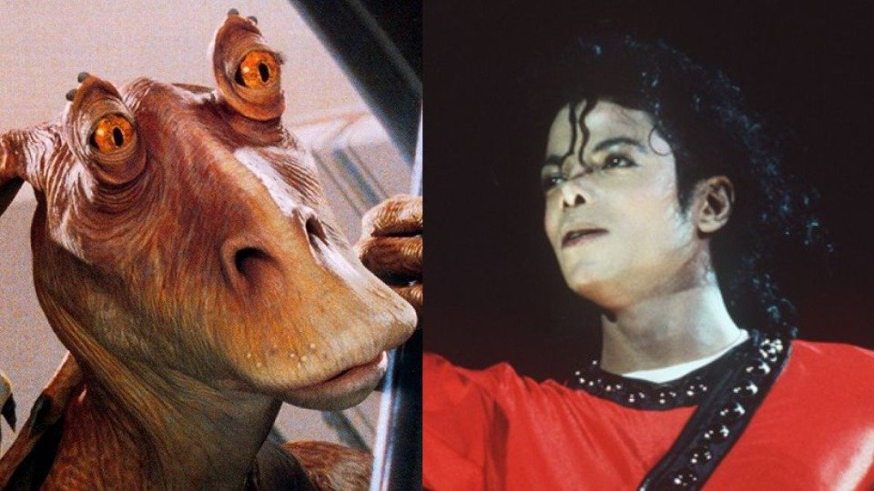 Michael Jackson Wanted To Play Jar-Jar Binks