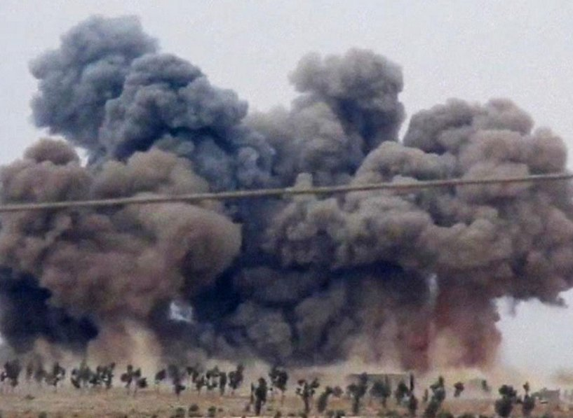 Russia Has Initiated Air Strikes On ISIS