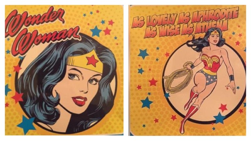 School Bans Wonder Woman Lunchbox, Considers It Too Violent