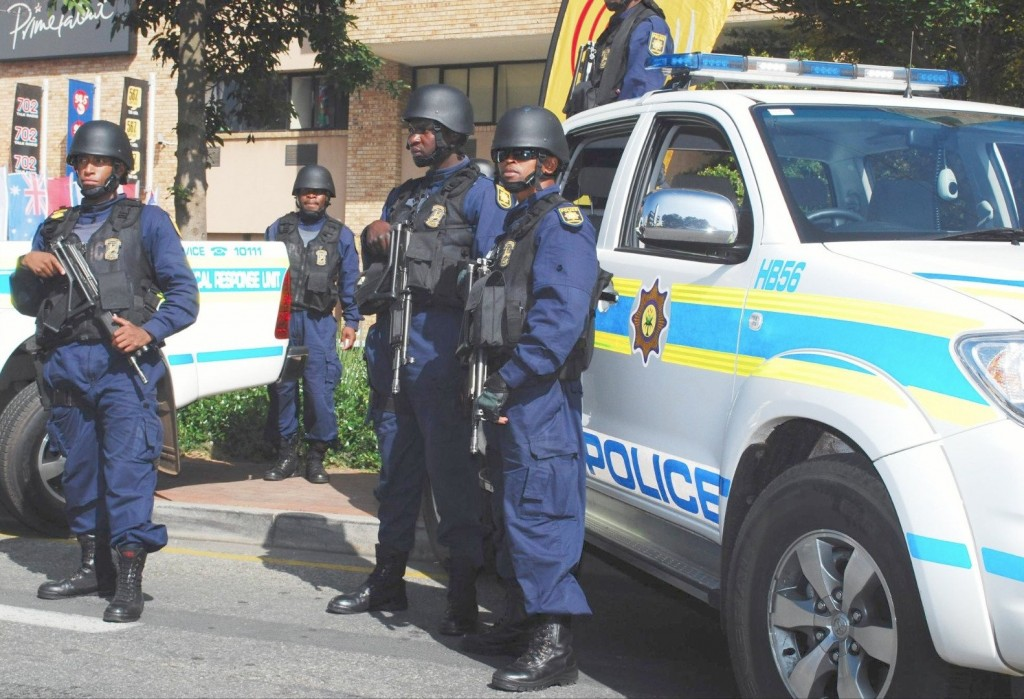 Statistics Show That There Are 49 Murders Committed Each Day In South Africa