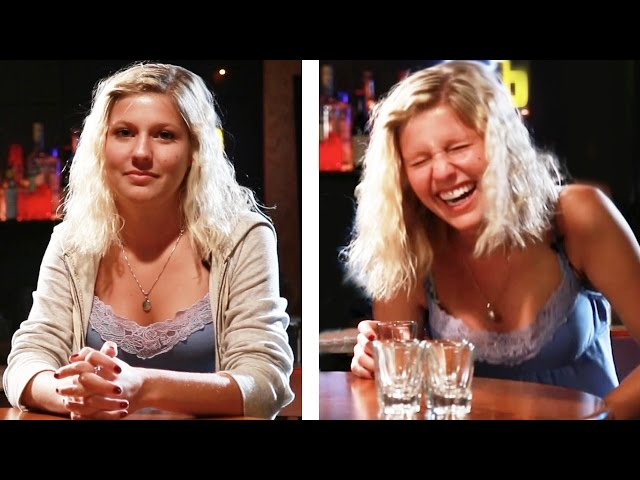 These People Get Drunk For The First Time With Hilarious Results