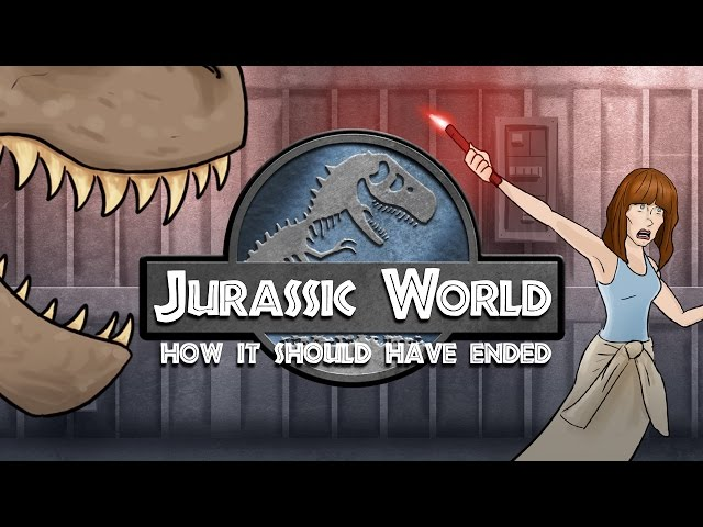 Video Punches Right Through The Plot Holes Of 'Jurassic World'