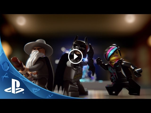 Warner Bros Reveals 'Lego Dimensions' Trailer