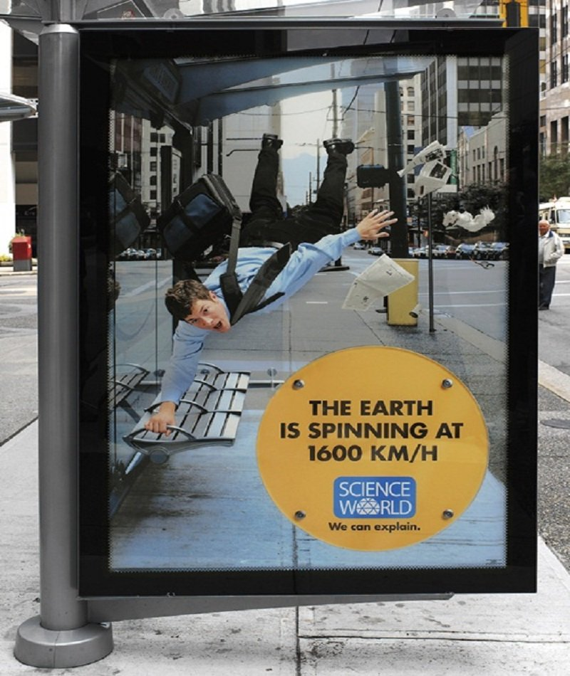 10 Creative Ads Made By Science World