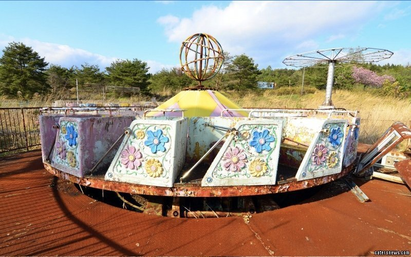 10 Creepy Abandoned Theme Parks Around The World