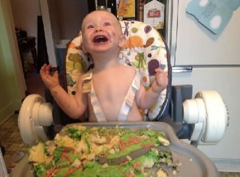 10 Hilarious Situations Children Have Gotten Themselves Into