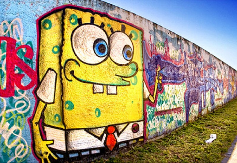 10 Of The Best Graffiti From Around The World