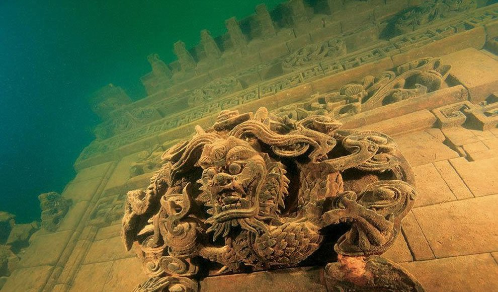 10 Underwater Cities You've Never Heard Of