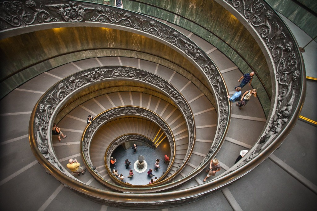 15 Most Extraordinarily Unique Staircases Around From The World