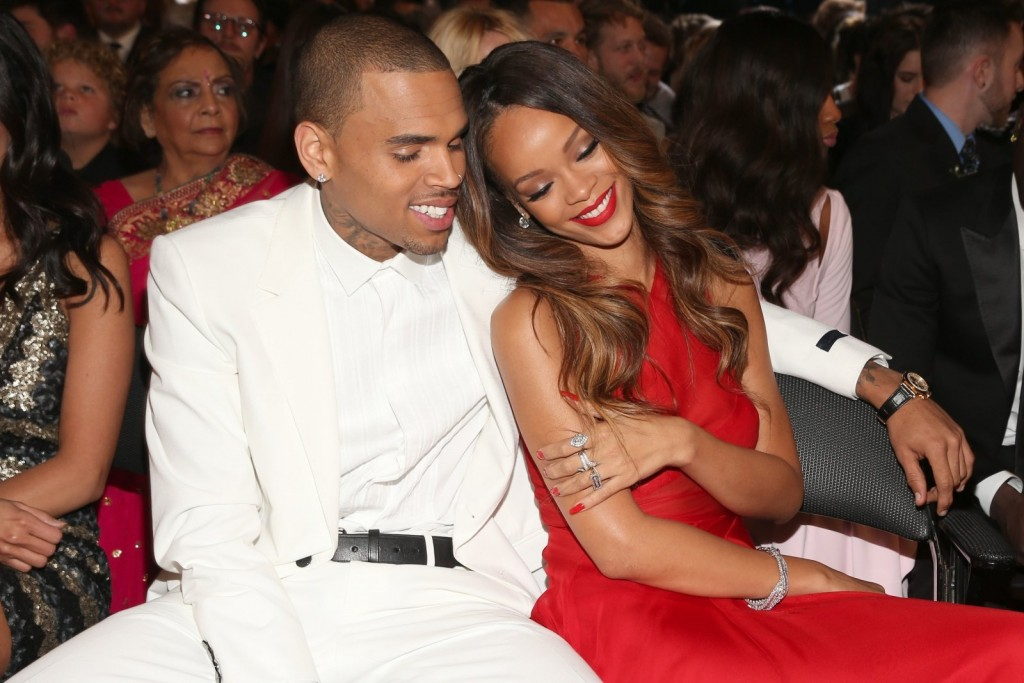 chris brown and rihanna - HD 1600×1067