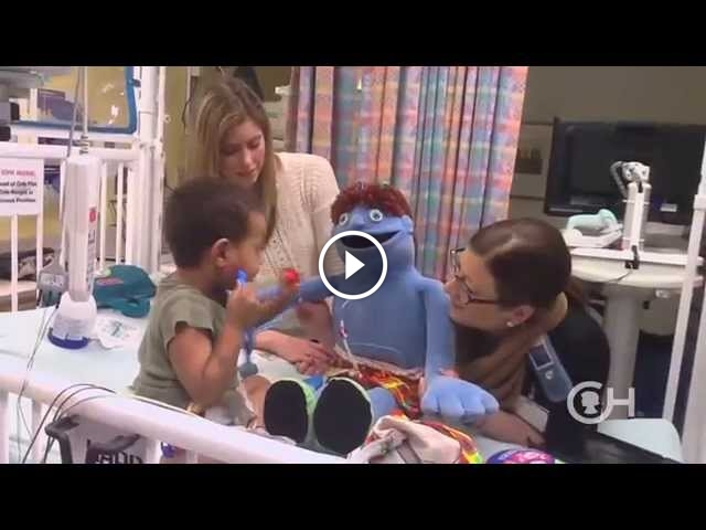 Children's Hospital Celebrating Child Life Month to Taylor Swift Will Bring A Tear To Your Eye