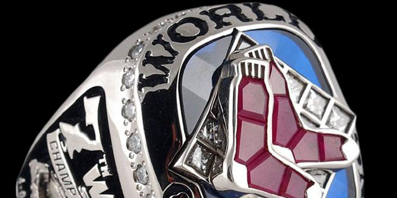 Drug Search In Boston Unearths Missing World Series Ring