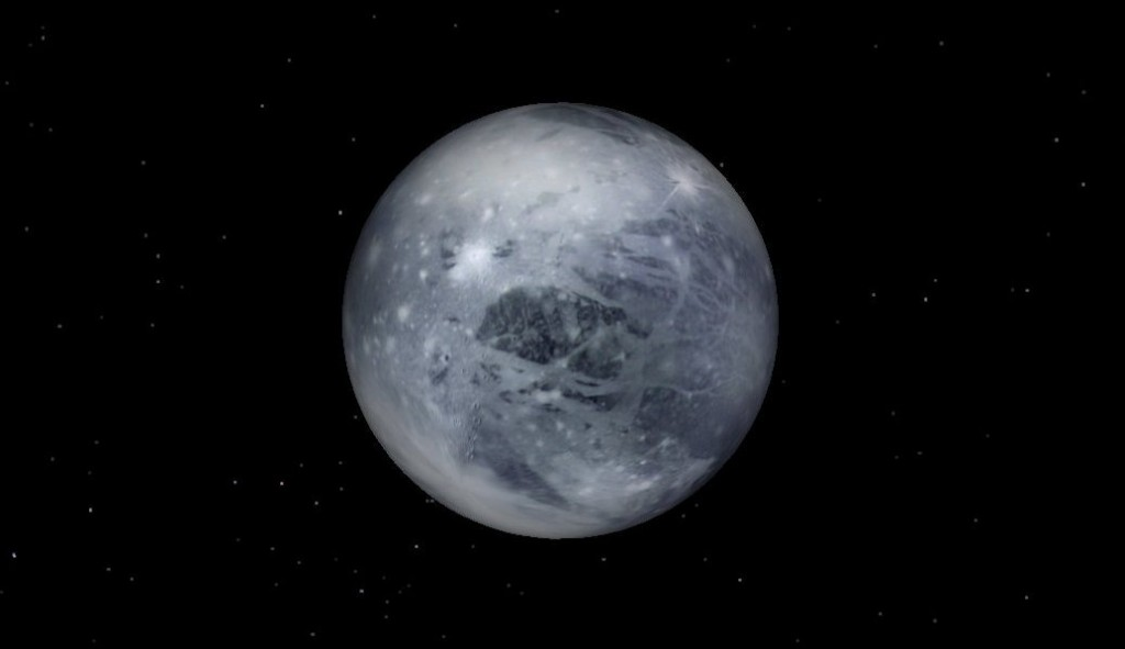 First Ever Colored Image Of Pluto Captured By NASA's New Horizons Probe