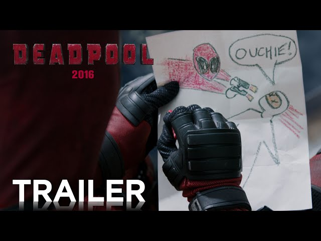 First Official Deadpool Trailer Is Appropriately Crazy