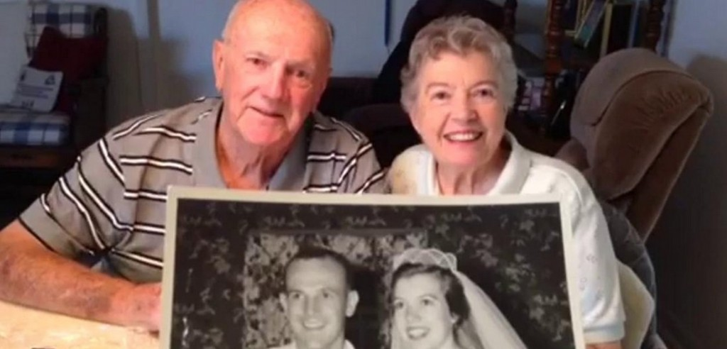 Florida Couple Eats Wedding Cake Every Year For 60 Years