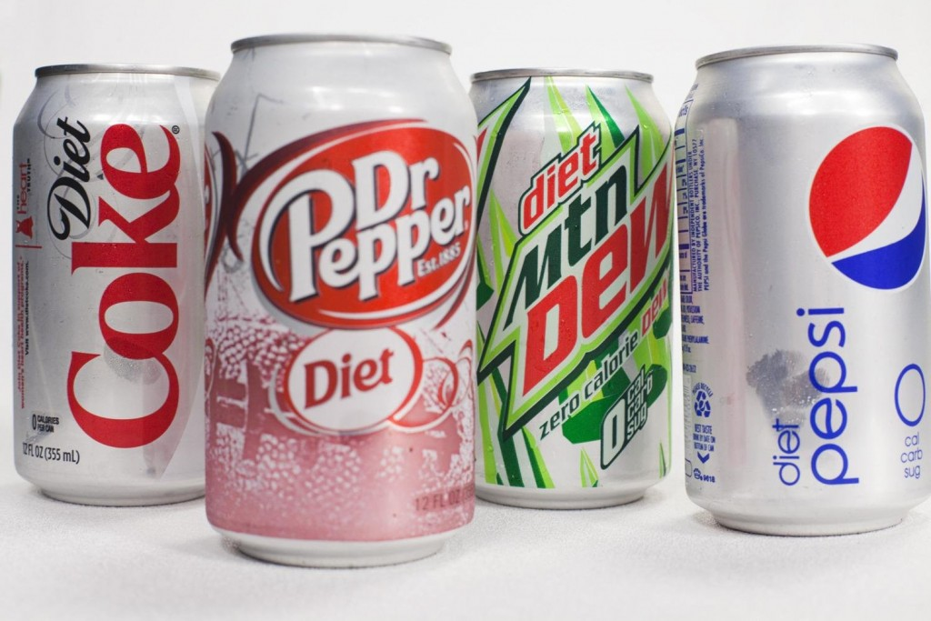 Having One Diet Soda Per Day May Be Slowly Killing You