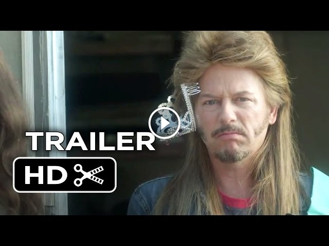 'Joe Dirt 2: Beautiful Loser' Has Received An Official Teaser