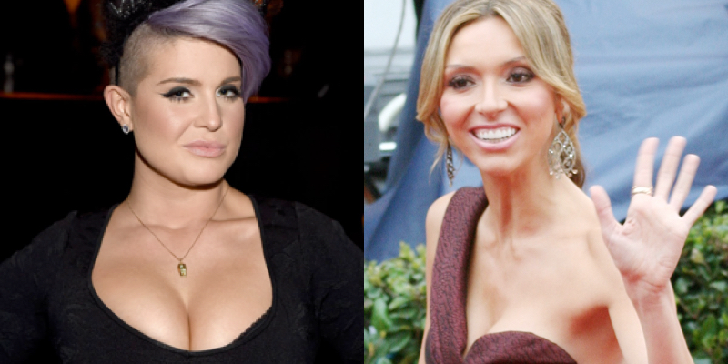 Did Giuliana Rancic Cause Kelly Osbourne to Leave Fashion Police?