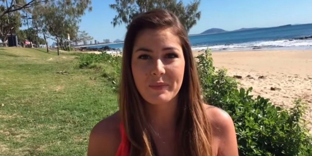 Pregnant French Woman Launches Online Campaign To Find The Australian Father