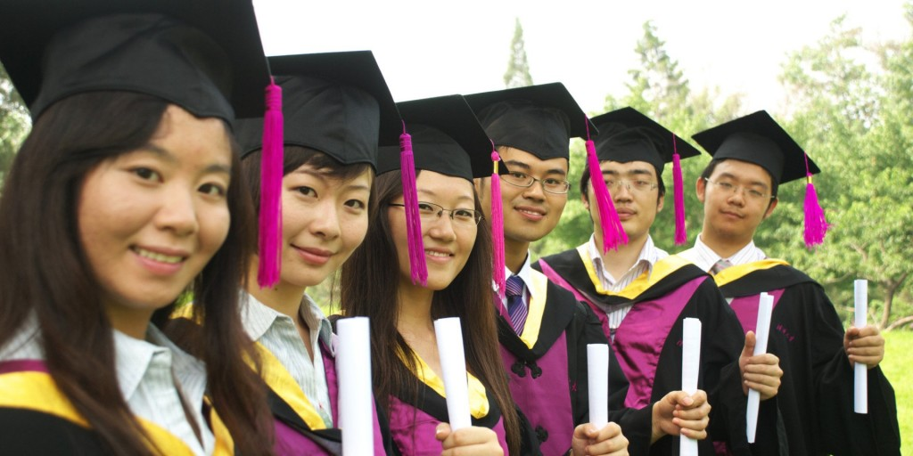 Students In China Assigned Degree Majors Through A Lottery System