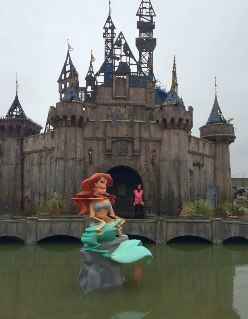 U.K Town Makes More Than 30 Millions Dollars Thanks To Banksy's Dismaland